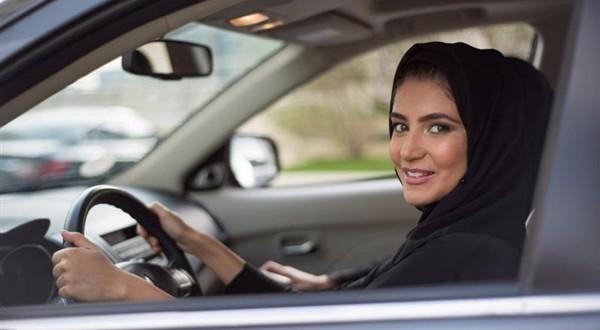 سيدة سعودية