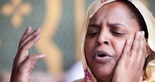 """""""التبراع"""" شعر المرأة الموريتانية"""