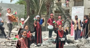 غزةطفل